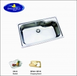 Stainless Steel Sink (Normal)