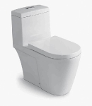 One-Piece Toilet Bowl