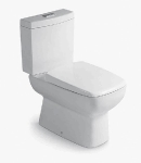 Two-Piece Toilet Bowl